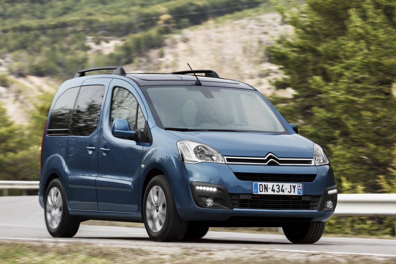 Berlingo Multispace Shine