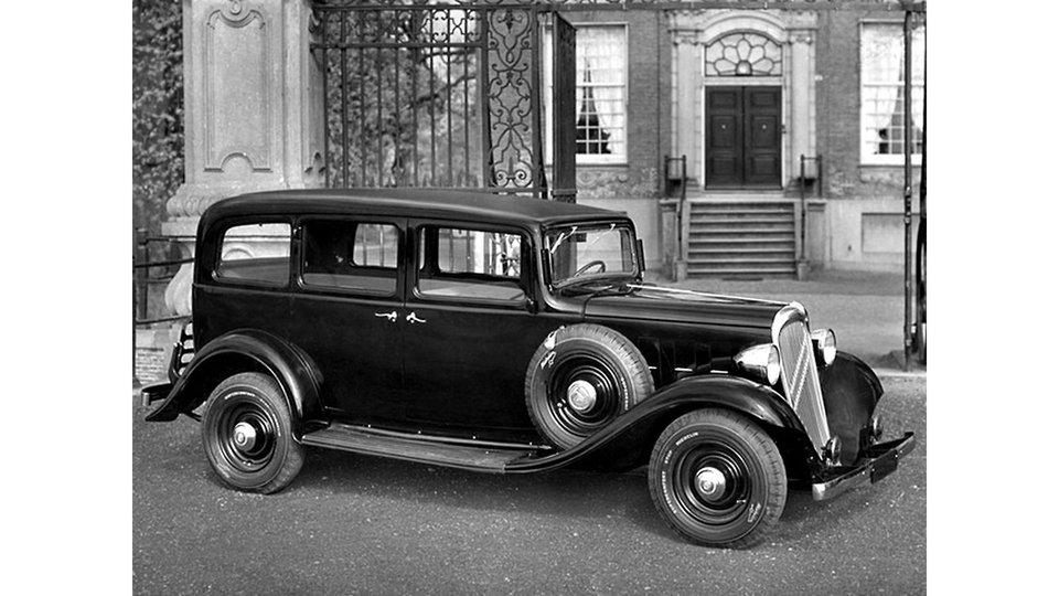 Rosalie 10 NH Commerciale 1934
